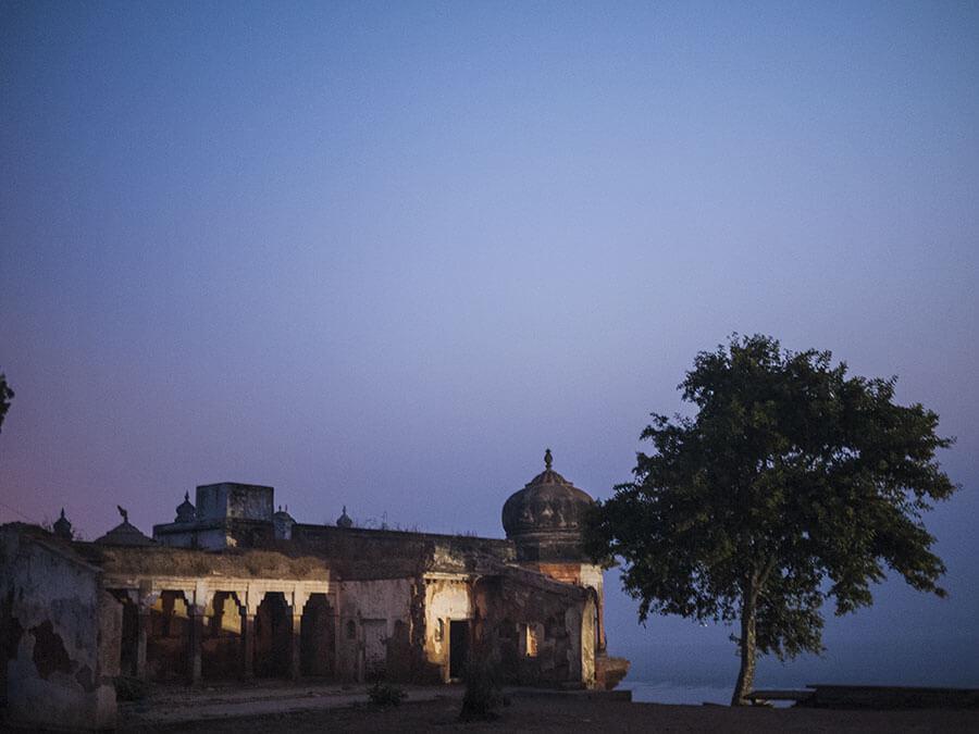 alba a Varanasi