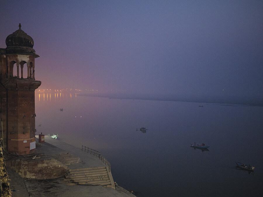 alba a Varanasi 3