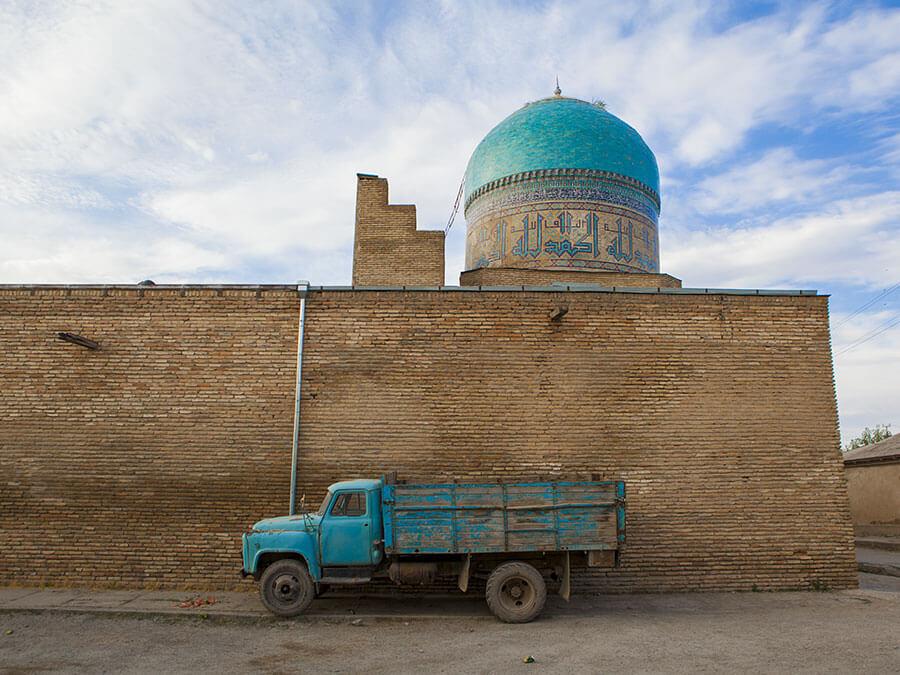 moschea Istaravshan