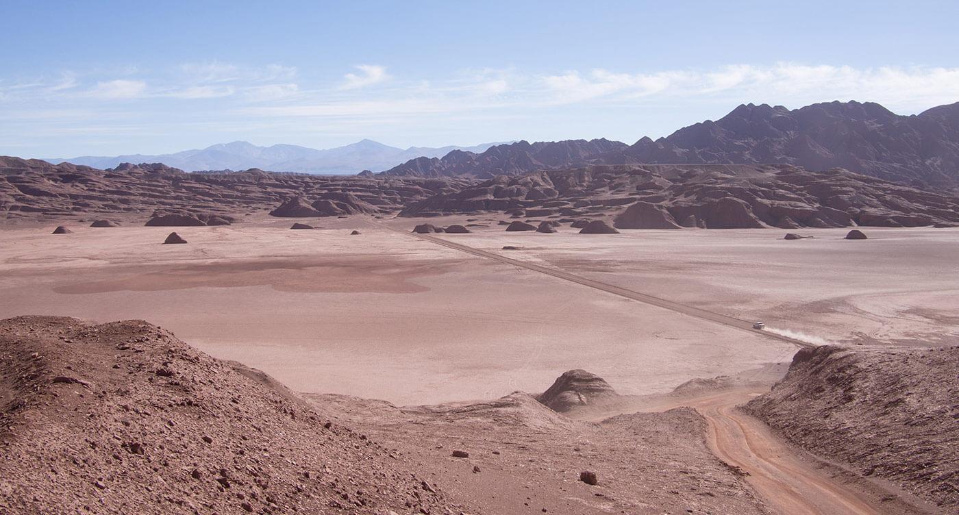 sulle piste argentine oltre 4800 metri di altezza