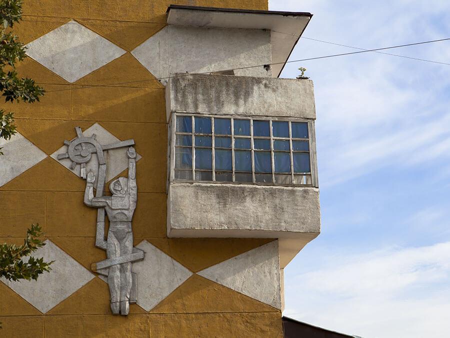 reportage Asia Centrale - Jurij Gagarin