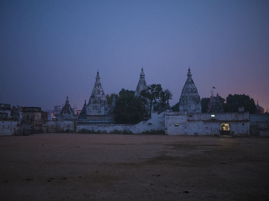 Ghat di Varanasi