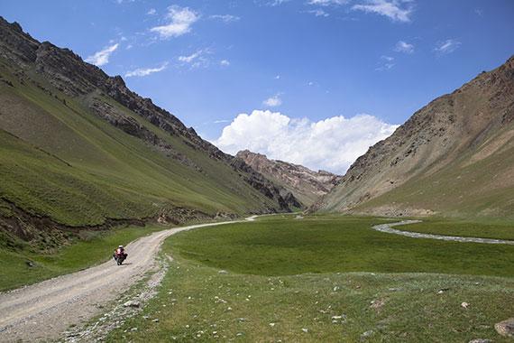 corridoio del Wakhan