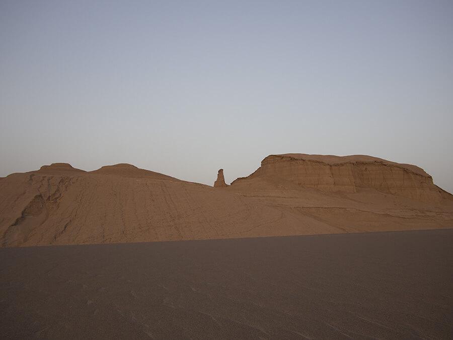 dune dei Kalut in Iran
