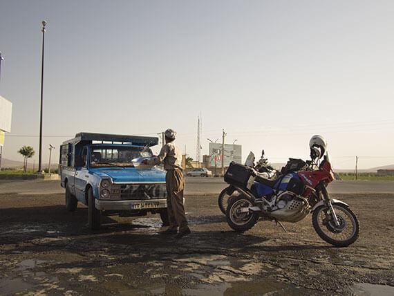 reportage Desert Iran