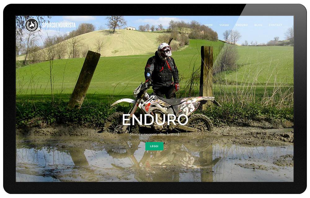 Sporcoendurista viaggi avventura in moto