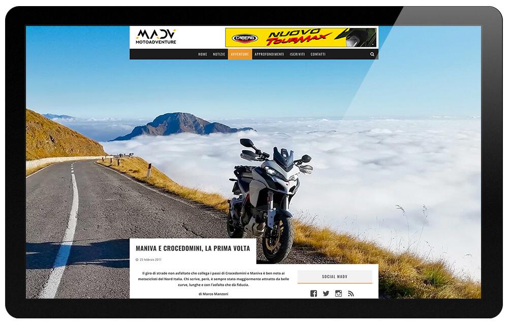 MADV Ducati Multistrada