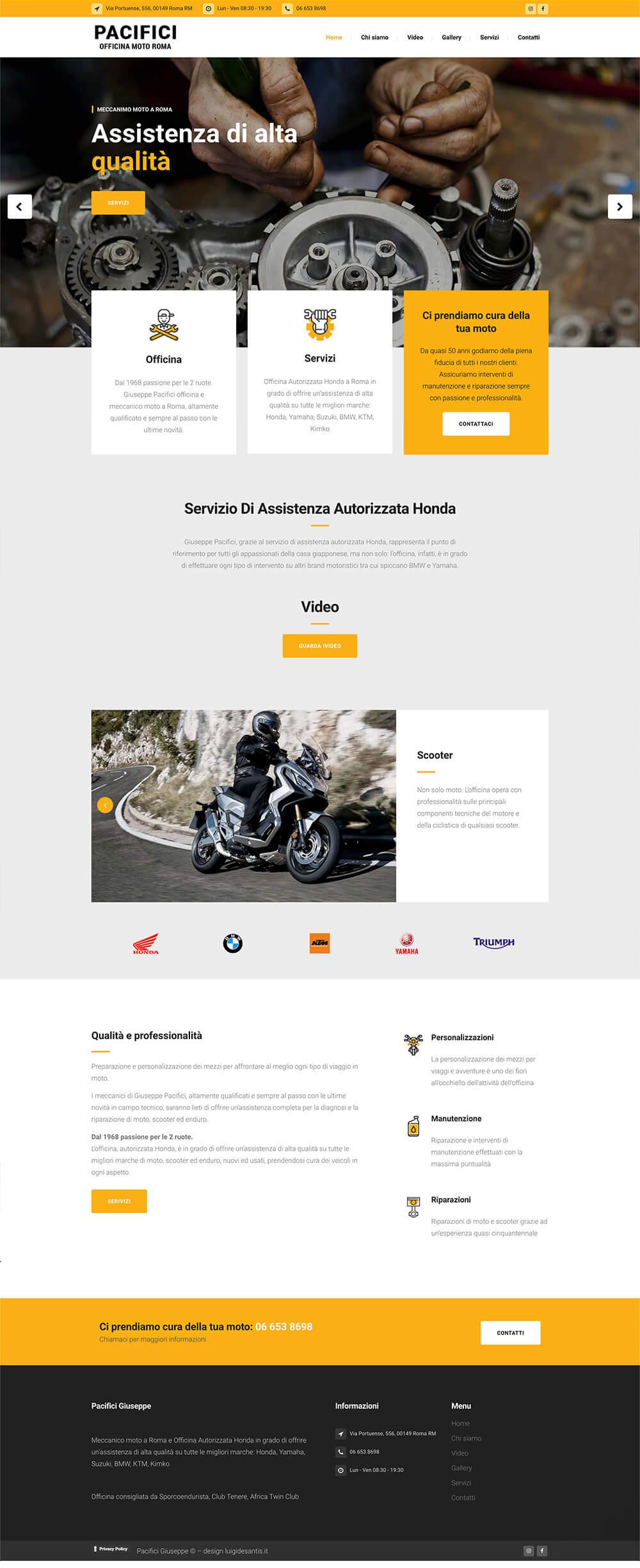 home-page-meccanico-Roma-Pacifici-Pino