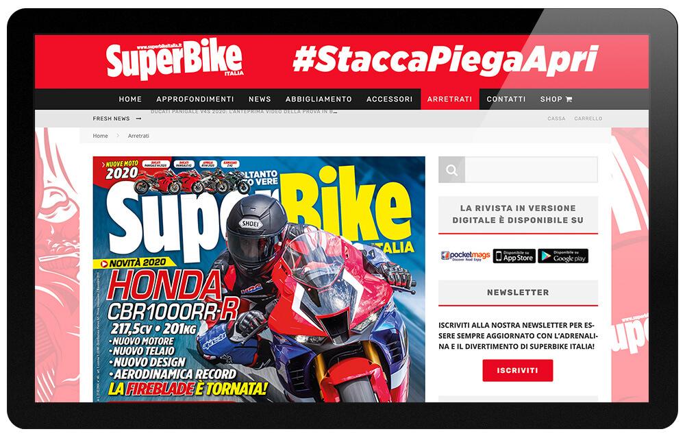 Super Bike Italia rivista